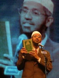 Photograph of Zakir Naik